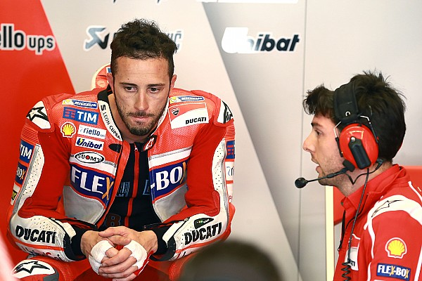 MotoGP Entrevista Dovizioso opina que Ducati debe pensar en el futuro