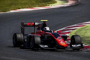 GP3 Verslag vrije training GP3 Barcelona: Fukuzumi opent sterk, Schothorst op P9