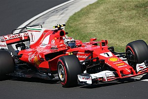 Formula 1 Breaking news Raikkonen admits he