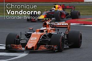 Formule 1 Contenu spécial Chronique Vandoorne - Pas concerné par la saison des transferts