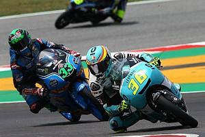 Moto3 Gara Joan Mir piazza il poker a Barcellona e allunga nel Mondiale