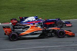 Formel 1 News McLaren: Honda-Entscheidung in F1 nicht von Toro Rosso abhängig