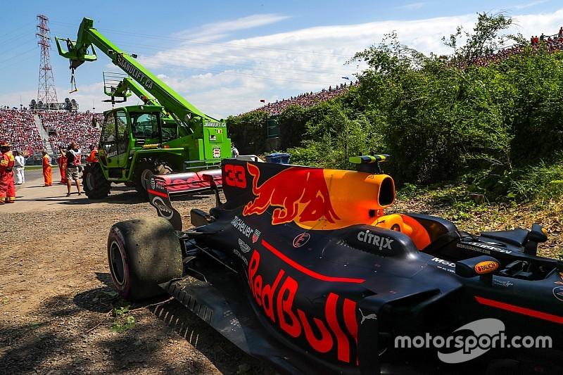 """Verstappen, """"preocupado"""" ante 2018 por la falta de mejoras de Renault"""