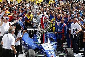 IndyCar Breaking news Komitmen 100% antarkan Sato menangi Indy 500
