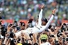 British GP: Hamilton takes dominant home win, disaster for Vettel