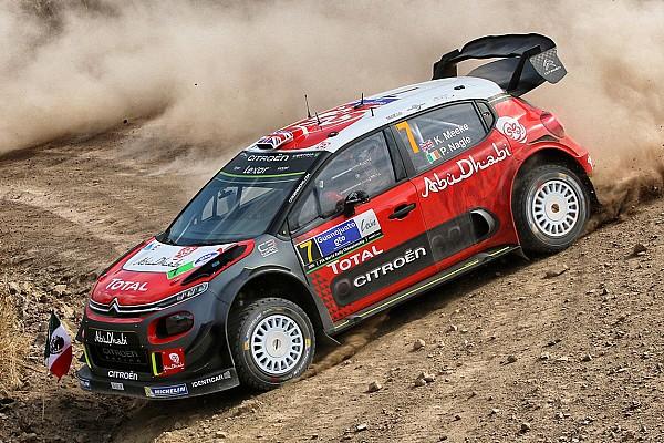 WRC Ultime notizie Citroen: l'arma in più della C3 in Messico sono stati i sistemi di raffreddamento