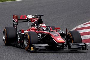 FIA F2 Résumé d'essais Barcelone, J1 - Un doublé ART pour commencer