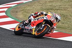 MotoGP Trainingsbericht MotoGP 2017 in Barcelona: Marquez erneut vorn, Folger starker 3.