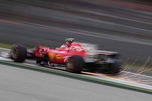 Formule 1 Actualités Les F1 2017 vont 30 km/h plus vite dans les virages rapides