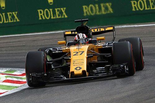 Hulkenberg: Renault, Singapur'da güçlü olacak