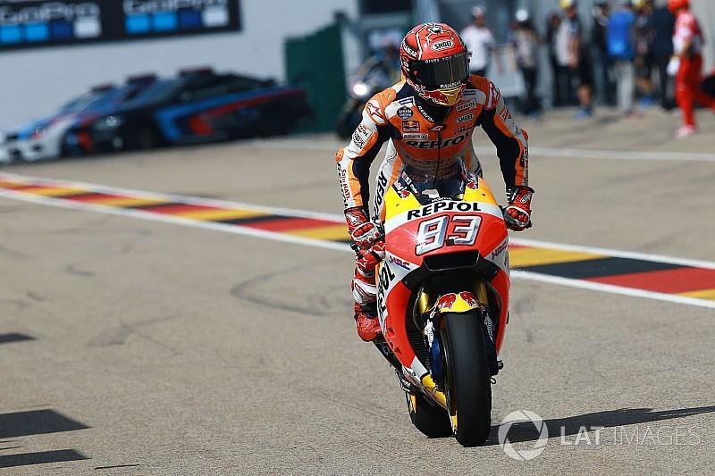 Új vázat próbálgatnak a hondások a MotoGP brnói tesztjén