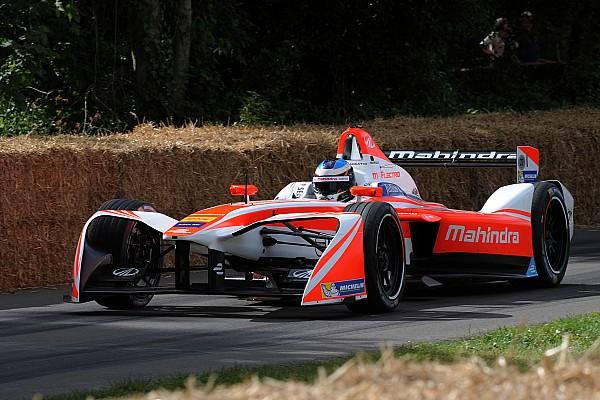GALERÍA: el nuevo Mahindra M4Electro de Fórmula E