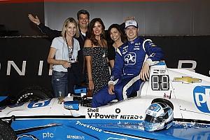 IndyCar Réactions Newgarden déterminé à