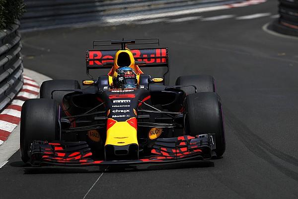 Formule 1 Nieuws Ricciardo hoopt op driegevecht in kwalificatie Grand Prix van Monaco