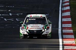 WTCC Intervista Michelisz salva il weekend da Inferno (Verde) della Honda