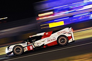Le Mans Entrevista López: