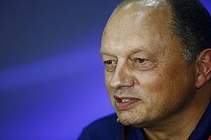 Vasseur alig egy óraval kinevezése után dobta a Honda-bizniszt a Saubernél