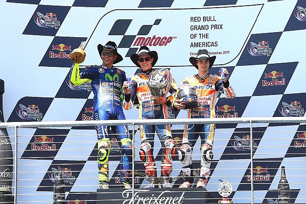 MotoGP Las notas del Gran Premio de las Américas