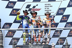 MotoGP Race report Austin MotoGP: Marquez stays unbeaten at COTA, Vinales crashes