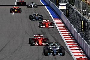Formule 1 Actualités Grosse chute du nombre de dépassements en F1 en 2017