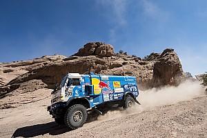 Dakar Stage report Dakar 2017, Stage 11: Nikolaev closes on second trucks victory
