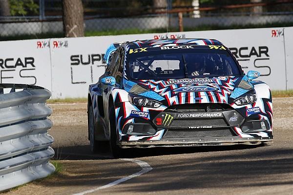 Rallycross-WM News Ausstieg aus der Rallycross-WM: Ken Block zieht den Stecker