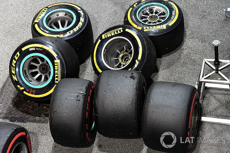 Pirelli umumkan pilihan ban untuk awal 2018