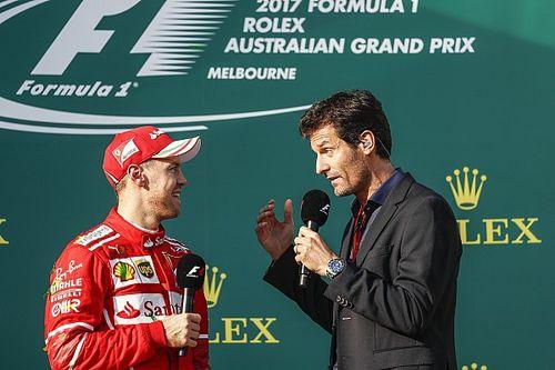 Webber, Vettel'in yarışlara ara vermesini bekliyor