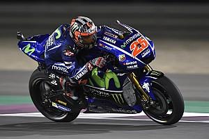 MotoGP Qualifying report MotoGP Qatar: Kualifikasi dibatalkan, Vinales pole position
