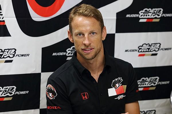 Button le pide mejorar a Honda sus fallas en Super GT