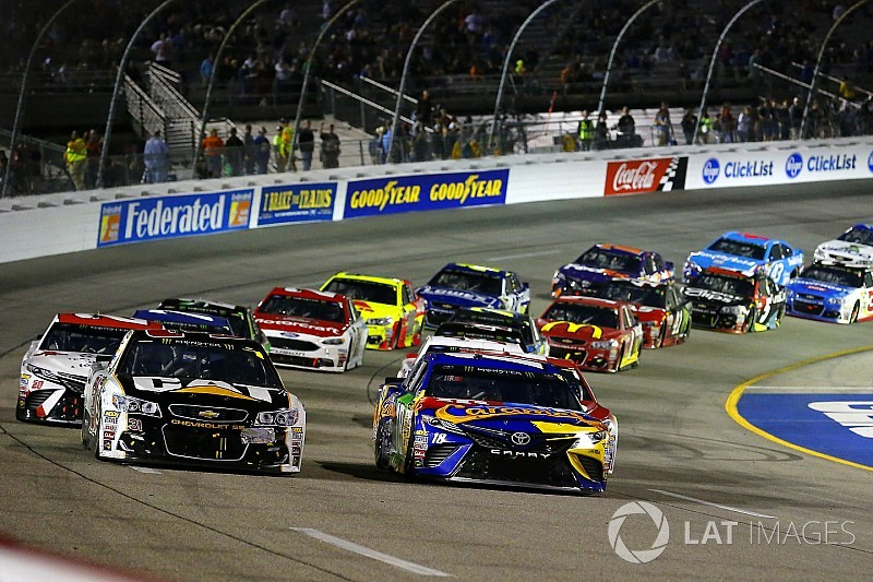Mailbag should nascar use a choose cone for restarts for What motor does nascar use