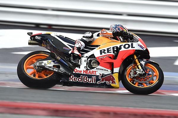 MotoGP 2017 in Misano: Eigenes Körpergewicht stand Pedrosa im Weg