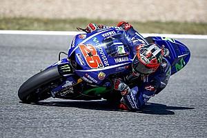 MotoGP Résumé de qualifications Qualifs - Première ligne 100% Yamaha, Zarco en héros local
