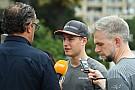 F1 迈凯伦确认范多恩下赛季留队