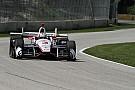 IndyCar Castroneves lidera 1-2-3-4 da Penske em Road America