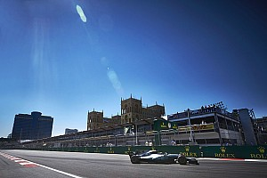 Live: Follow the Azerbaijan GP as it happens