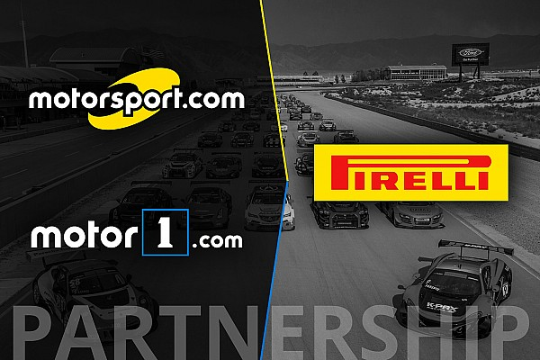 Pirelli World Challenge umumkan kemitraan dengan Motorsport Network