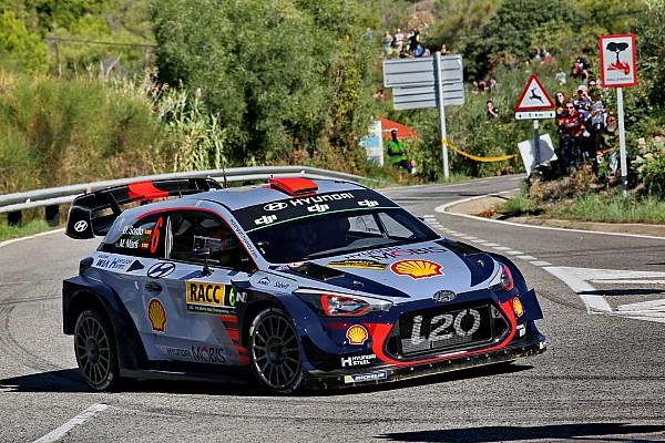 WRC Новость В Hyundai решили не брать Сордо на финал WRC