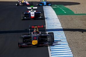 GP3 Новость Кари лишили подиума в GP3