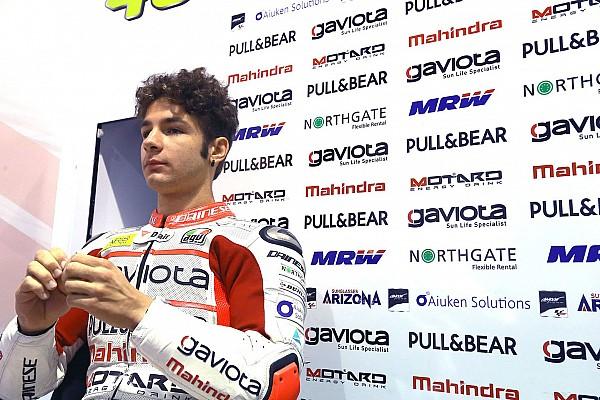 Leopard signs Dalla Porta for 2018 Moto3 season