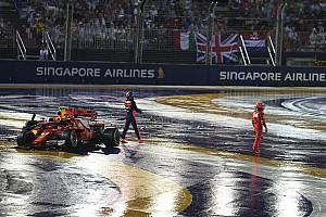 F1 Statistics El ranking de abandonos durante la temporada 2017 de F1