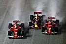 Формула 1 Телеметрия Red Bull показала, что Ферстаппен затормозил перед аварией
