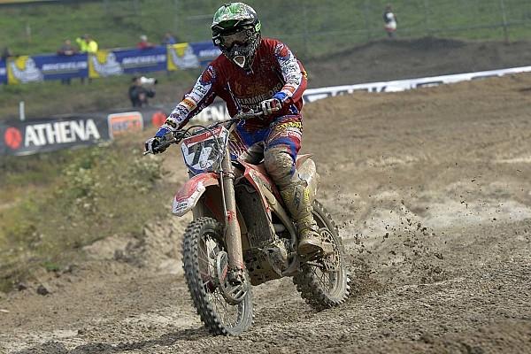 Alessandro Lupino campione italiano Motocross per la terza volta