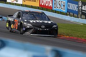 NASCAR Cup Rennbericht NASCAR in Watkins Glen: Martin Truex Jr. gewinnt Spritpoker