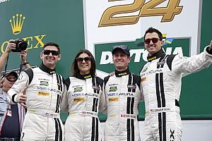 Katherine Legge reflects on Daytona 24 with Michael Shank Racing