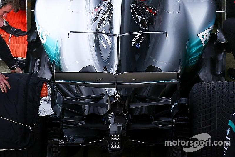 """El Mercedes """"destaca"""" entre los coches de 2017, dicen en McLaren"""