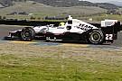 Машиной IndyCar стало сложнее управлять, считает Пажено