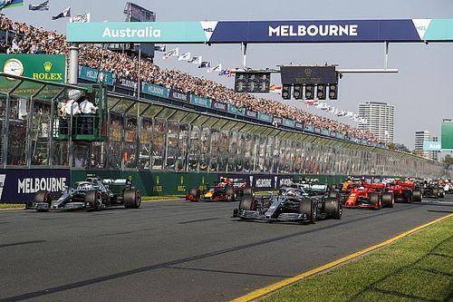 F1公布2020赛季比赛开始时间