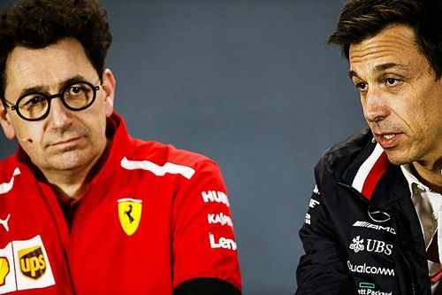 """Binotto, """"FIA ile anlaşmamız gizli çünkü bu anlaşma gizli olması için var"""""""