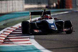 GP3, Test Abu Dhabi, Giorno 2: Niko Kari ed il team Trident si confermano in vetta